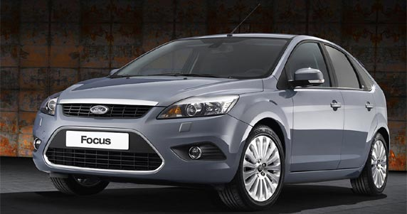 Ford Focus 2009 Karavomylos Rent A Car